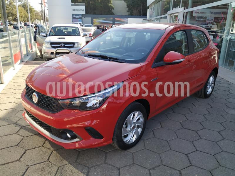 FIAT Argo 1.3 Drive Pack Conectividad nuevo color Rojo precio $1.019.000