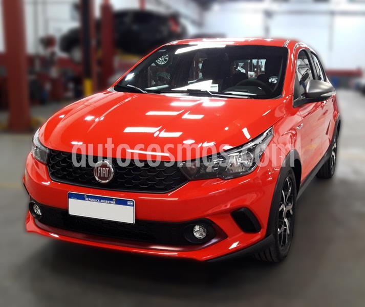 FIAT Argo 1.8 HGT nuevo color Rojo precio $1.288.000