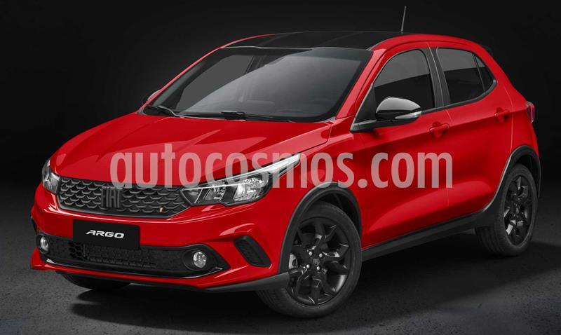 OfertaFIAT Argo 1.8 HGT nuevo color Rojo Modena precio $1.232.800