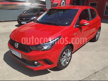 FIAT Argo 1.8 HGT usado (2018) color Rojo precio $660.000