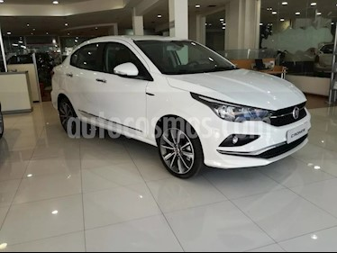 Foto venta Auto usado Fiat Cronos 1.8L Precision Pack Premium (2019) color Blanco Alaska precio $690.000