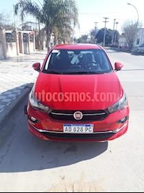 FIAT Cronos 1.8L Precision Aut  usado (2019) color Rojo Alpine precio $900.000