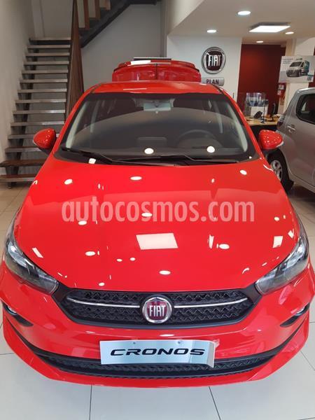 FIAT Cronos 1.3L Drive Pack Conectividad nuevo color Rojo precio $959.824
