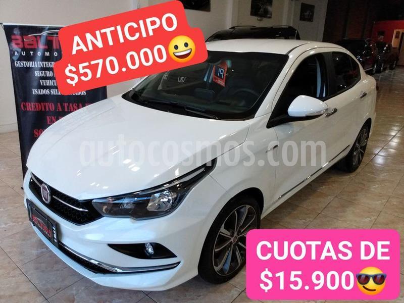 FIAT Cronos 1.8L Precision Aut  usado (2019) color Blanco precio $1.100.000