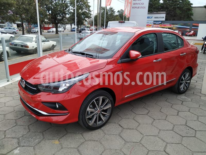 FIAT Cronos 1.8L Precision Aut  usado (2018) color Rojo precio $1.510.000