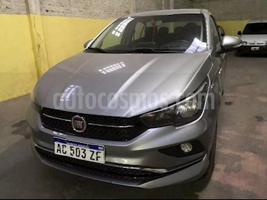 FIAT Cronos 1.8L Precision  usado (2018) color Gris Scandium precio $910.000