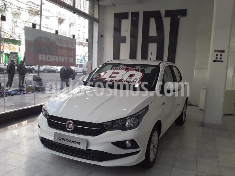 FIAT Cronos 1.3L Drive Pack Conectividad usado (2020) color Blanco Alaska precio $975.000