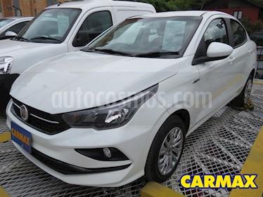 Fiat Cronos 1.3L Drive pop usado (2020) color Blanco precio $43.900.000