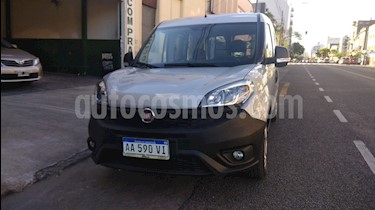 FIAT Doblo Cargo Active PLC Pack Security usado (2016) color Plata precio $620.000