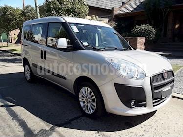 Foto venta Auto usado Fiat Doblo Active (2014) color Plata precio $367.900