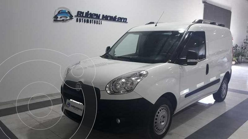 FIAT Doblo Furgon 1.6 usado (2013) color Blanco precio $930.000