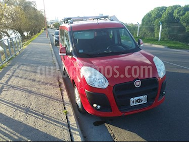 FIAT Doblo Active Pack High Security usado (2014) color Rojo precio $480.000