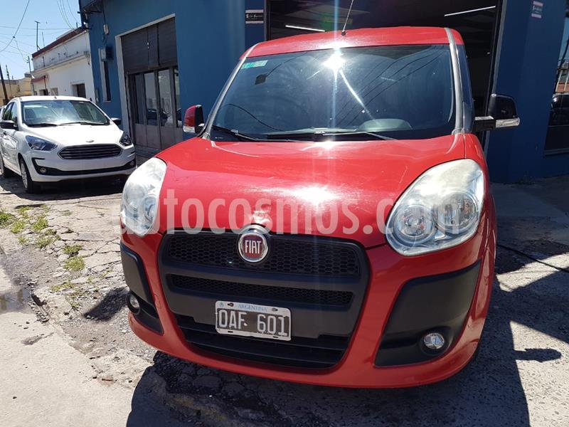 FIAT Doblo Active Pack Family usado (2014) color Rojo Magma precio $980.000