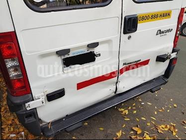 Foto venta Auto usado Fiat Ducato Furgon Maxi 2.8 JTD (2007) color Blanco precio $370.000