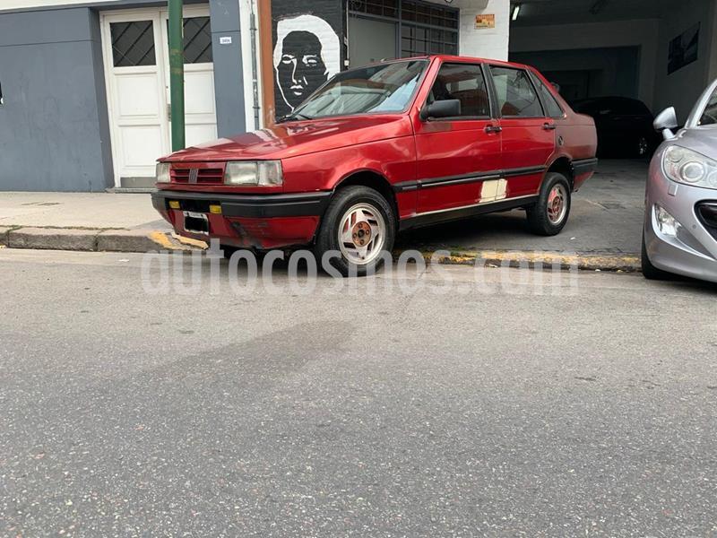 FIAT Duna SDR usado (1995) color Rojo precio $89.000