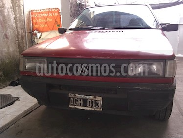 Foto venta Auto usado FIAT Duna GNC (1996) color Rojo precio $57.000