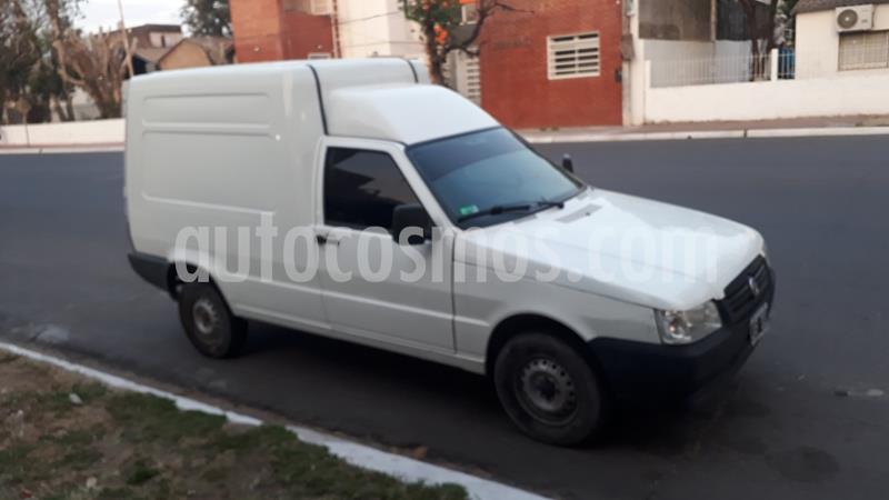 FIAT Fiorino Fire Confort usado (2011) color Blanco Banchisa precio $440.000