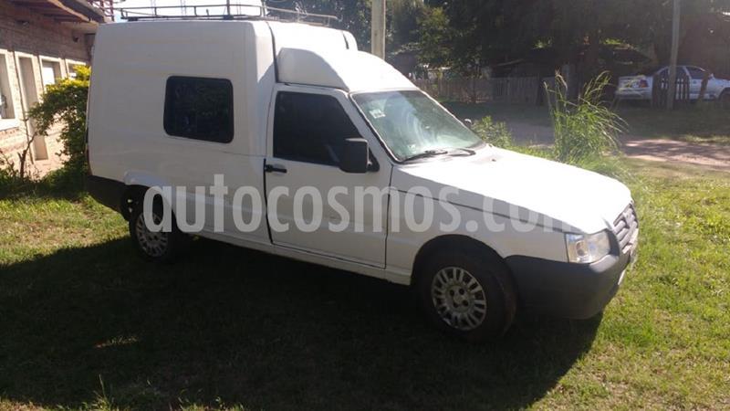 FIAT Fiorino Fire Confort usado (2007) color Blanco Banchisa precio $380.000
