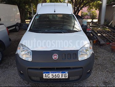 FIAT Fiorino Fire Pack Top usado (2018) color Blanco precio $590.000