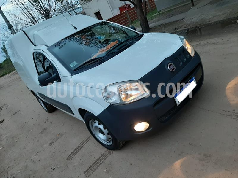 FIAT Fiorino Fire Pack Top usado (2016) color Blanco Banchisa precio $960.000