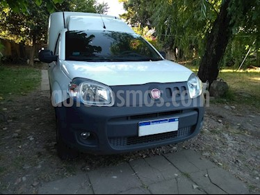 FIAT Fiorino Fire Pack Top usado (2017) color Blanco Banchisa precio $495.000