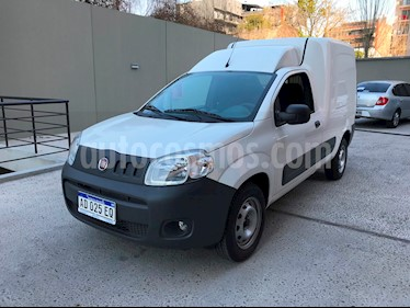 Foto venta Auto usado Fiat Fiorino Fire Pack Top (2018) color Blanco Banchisa precio $389.900