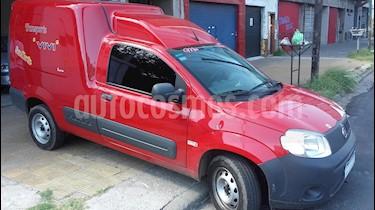 Foto venta Auto usado Fiat Fiorino Fire Pack Top (2017) color Rojo Ferrari precio $350.000