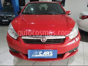 FIAT Grand Siena Attractive usado (2014) color Rojo Alpine precio $415.000