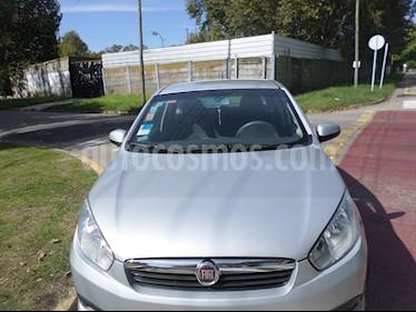 FIAT Grand Siena Attractive usado (2012) color Gris Plata  precio $390.000