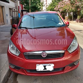 FIAT Grand Siena Attractive usado (2014) color Bordo precio $370.000
