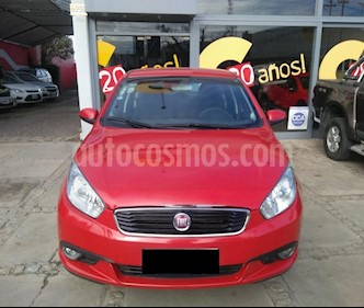 Foto venta Auto usado FIAT Grand Siena Essence Dualogic (2017) color Rojo precio $395.000