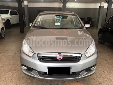 Foto venta Auto usado Fiat Grand Siena Essence (2016) color Gris Oscuro precio $385.000