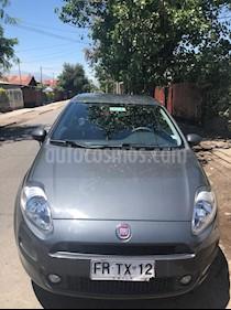 Foto venta Auto usado Fiat Grande Punto 1.4L Active 5P   (2013) color Gris Oscuro precio $4.550.000