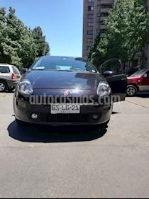 FIAT Grande Punto 1.4L Active 5P   usado (2014) color Negro precio $4.150.000