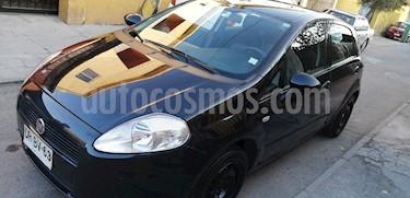 FIAT Grande Punto 1.4L Active 5P  usado (2012) color Negro precio $3.890.000