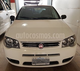 Foto venta Auto usado Fiat Idea 1.4 Attractive (2015) color Blanco precio $245.000