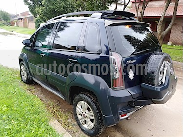 FIAT Idea 1.6 Adventure Pack Top usado (2014) color Azul precio $290.000
