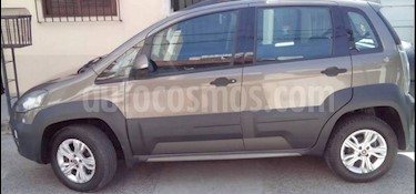 Foto venta Auto usado FIAT Idea 1.6 Adventure Pack Top (2012) color Gris Tellurium precio $195.000