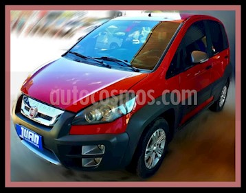Foto venta Auto usado FIAT Idea 1.6 Adventure (2014) color Rojo precio $346.000