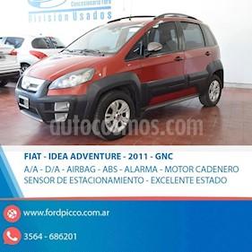Foto venta Auto usado Fiat Idea 1.6 Adventure (2011) color Rojo precio $225.000