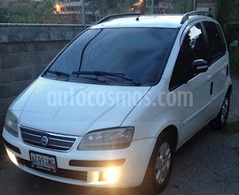 Foto venta carro Usado Fiat Idea 1.8L (2008) color Blanco