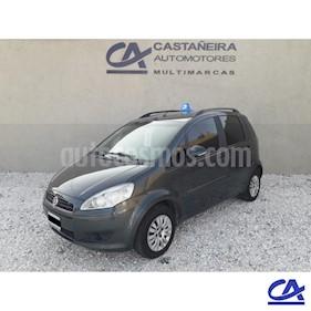 FIAT Idea 1.4 Attractive usado (2013) color Gris Oscuro precio $378.000