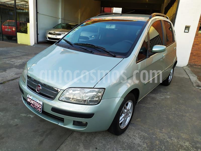 FIAT Idea 1.4 ELX usado (2008) color Verde Lagoon precio $530.000