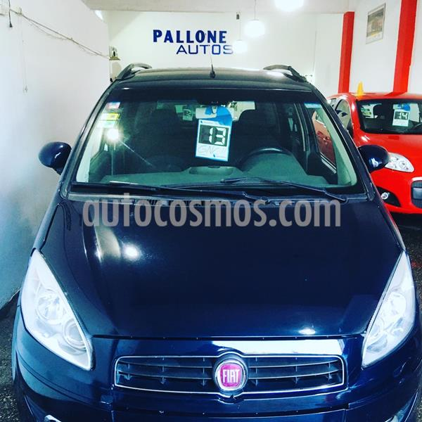 FIAT Idea 1.4 8v Fire Attractive Top (82cv) (l13) usado (2013) color Azul precio $482.000