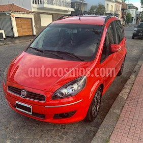 FIAT Idea 1.6 Sporting usado (2012) color Rojo Modena precio $305.000