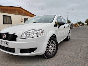 FIAT Linea 1.4L Active usado (2013) color Blanco precio $4.600.000