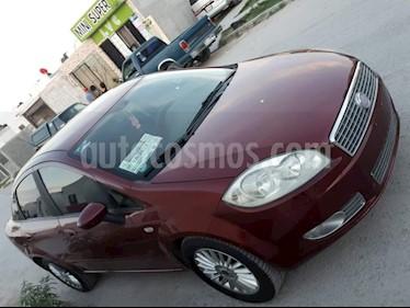 Foto venta Auto usado Fiat Linea Dynamique 1.4 T (2011) color Rojo Flamenco precio $95,000