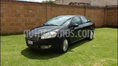 Fiat Linea Dynamique 1.4 T usado (2011) color Negro precio $93,000