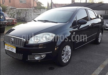 Foto venta Auto usado FIAT Linea Essence 1.8 (2010) color Negro precio $220.000