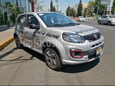 Foto venta Auto usado Fiat Mobi 5p Like L4/1.0 Man (2018) color Plata precio $189,100